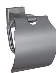 support de tissu de nickel fini contemporaine paroi en acier inoxydable SUS304 monté accessoire de salle carrée