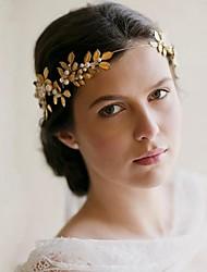 Handmade Rhinestone  Bridal Headpiece Roman Crystal Bridal Hair Accessories Wedding/Special Occasion Headbands