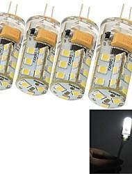 Bombillas Mazorca Decorativa youoklight G4 5 W 27 SMD 2835 300 LM Blanco Fresco DC 12 / AC 12 V