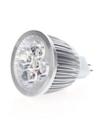 GU5.3 5 W 5 High Power LED 500 LM Warm White/Cool White MR16 Decorative Spot Lights DC 12/AC 12 V