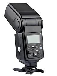Godox Universale Flash fotocamera Slitta porta flash Controllo wireless del flash LCD
