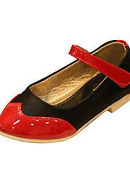 """zapatos de las niñas """"confort planos planos de cuero del talón zapatos más colores disponibles"""