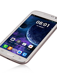 DooGee-DG300 5.0(540*960)IPSTela Sensível ao Toque (Capacitive) MT6572 1.3GHz Android 4.2 Dual Core(512 GB RAM + 4GB ROM)