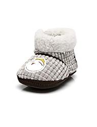 bbgobbworld Baby rutschfeste Unterseite Baumwolle Schuhe mit dicken Stiefeln