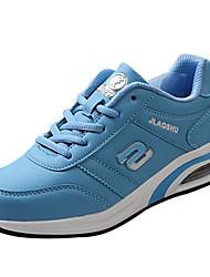 scarpe da tennis pattini di modo delle donne che eseguono faux scarpe di camoscio più colori disponibili