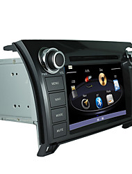 "CHTECHI-7"" 2 Din Touch Screen LCD Car DVD Player For Toyota tundra2003-2013 With Bluetooth,GPS,Radio,ATV,Can bus"