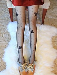 Hosiery Party/Casual Matching Leisure  Bowknot Pantyhose(More Colors)
