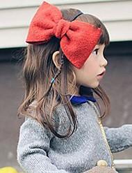Girls Hair Accessories Headbands , Winter Roman Knit