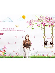 Wall Stickers Wall Decals, Style Fist Love PVC Wall Stickers