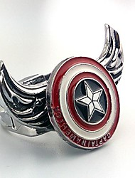 Captain America Cosplay Ring