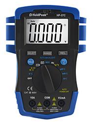 holdpeak® 6000 cuentas multímetros lcd rango pantalla auto digital hp-37c de