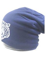 tigre leão tricô chapéu / chapéu de malha de unisex