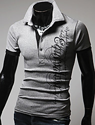 ETRO Men's Laper Neck Slim Polo T-Shirt