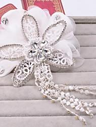 Европейские и американские модели свадебные аксессуары для волос с горный хрусталь можно использовать для смешивания свадьбу и фото
