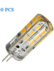 3W G4 LED à Double Broches 24 SMD 2835 270 lm Blanc Chaud / Blanc Froid DC 12 V
