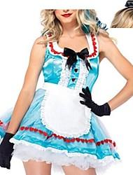 Alice Maid Adult Women's Carnival Costume