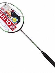 blu / giallo / verde / fibra di carbonio lilla badminton offensivi PURE DRIVE