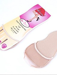 Fabric Invisible Cushion Pad Insoles For Shoes One Pair