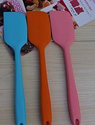 Größe Schaber, Silikon 21 x 4,4 x 2 cm (8,3 x 1,8 x 0,8 Zoll) zufällige Farbe