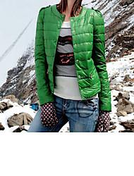 aosibin женской моды случайные подходит теплое пальто