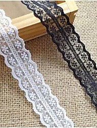 "1"" 25 Yards DIY Flower Weaving Border Craft Lace Ribbon (25 Yards)"