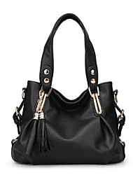 Women's Fashion Tassels Hobo Handbag Totes