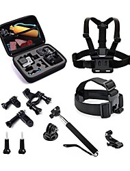 Gopro Accessories Monopod / Tripod / Gopro Case/Bags / Screw / Straps / Mount/HolderFor-Action Camera,Gopro Hero1 / Gopro Hero 2 / Gopro