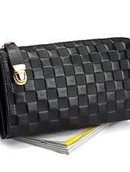 Men's Genuine Leather Briefcase Clutch Bag
