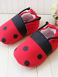 Baby Shoes Round Toe Flat Heel Loafers with Slip-on Shoes