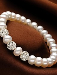 Elegant Fashionable Fresh Water Pearls Bracelets