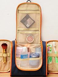 Women's Creative Multi-fonction Travelling Waterproof Fold Makeup Toiletry Bags