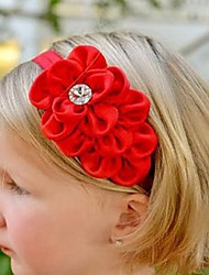 Girls Hair Accessories Headbands , All Seasons Chiffon