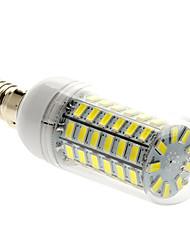5W E14 LED лампы типа Корн T 69 SMD 5730 450 lm Естественный белый AC 220-240 V