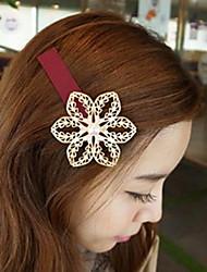 Shixin® Sweet Flower Barrette(1 pc)