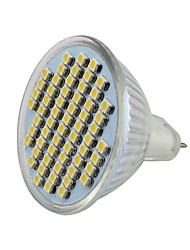 GU5.3(MR16) LED Spotlight MR16 60 SMD 3528 360 lm Warm White / Cool White Decorative DC 24 V