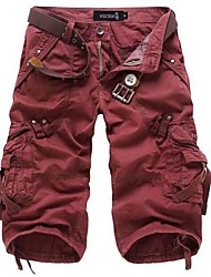 Men's Loose Casual Big Code Short Pants