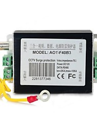 protetor contra surtos de sistema de CFTV de alta densidade