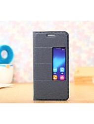 New Smart Skylights PU Mobile Phone Holster for HuaWei Rongyao 6