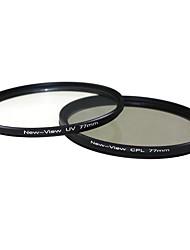 камеры 24-70mm новый взгляд УФ-фильтр + CPL фильтр для камеры (77мм)