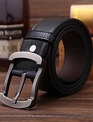 Men Buckle , Party/Casual Alloy/Leather