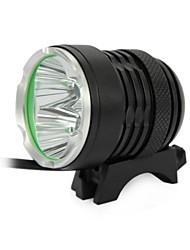 fiets zwart met licht koplamp sport zaklamp professionele dark knight k3b 3 geleide usa cree xml-T6 3600lm