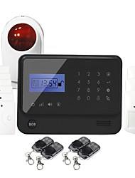 GS-G90E Wireless Home Alarm System with APP Control