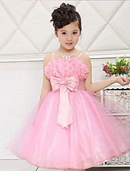 Coolchil Kids Casual Embroidery Princess Dress
