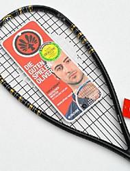 Black Carbon Fiber Professional Game Wall Ball Racket ORC A