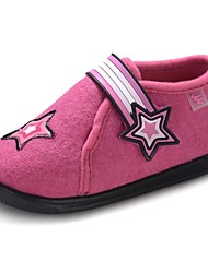 zapatos niñas botines talón plano punta redonda