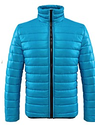 SPORTSTREET Men's Fashion Solid Color Coat