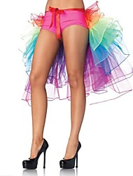 8 arc-couche de tulle bouffant carnaval burlesque parti club de danse de queue femmes skirtfor