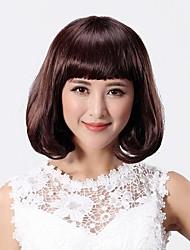 Short Curly Hair 100% Human Hair Wigs