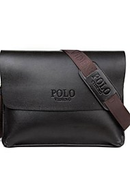 Men's Pu Commercial Messenger Bags Business Briefcase High Quality