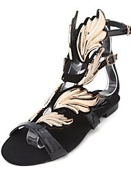 Women's Shoes Open Toe Flat Heel Sandals Shoes